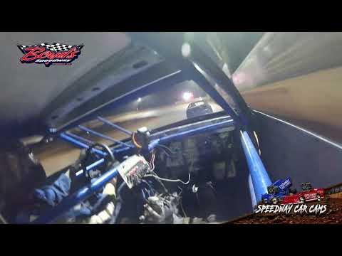 #21 Dustin Duncan - FWD - 2-2-20 Boyds Speedway Cabin Fever - In-Car Camera