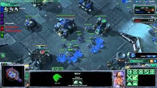 SC2: Left 2 Die Solo Brutal World Record - Cleared on Day 3 (part 1/2)