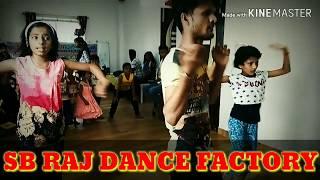 Abhi Toh Party Shuru Hui Hai' FULL DANCE VIDEO Song | Khoobsurat | Choreography:-BITTU RAJ |