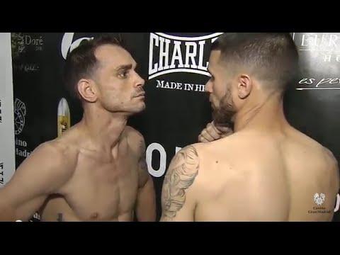 Premium Boxing Series - Resumen de la velada de Boxeo en Casino Gran Madrid