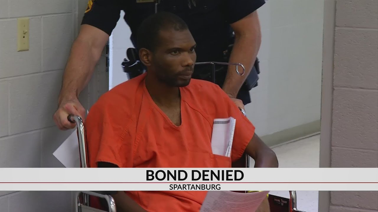 South Carolina- African Denied Bond