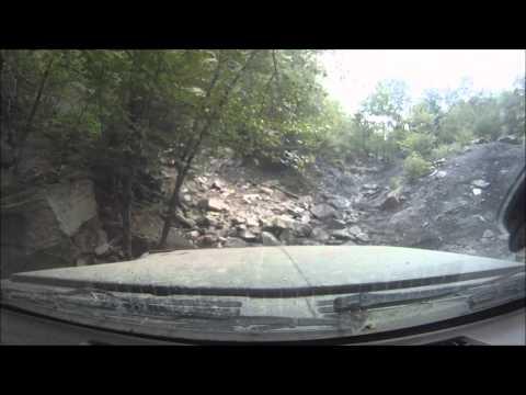 The Rausch Quarry Rollover Dashcam