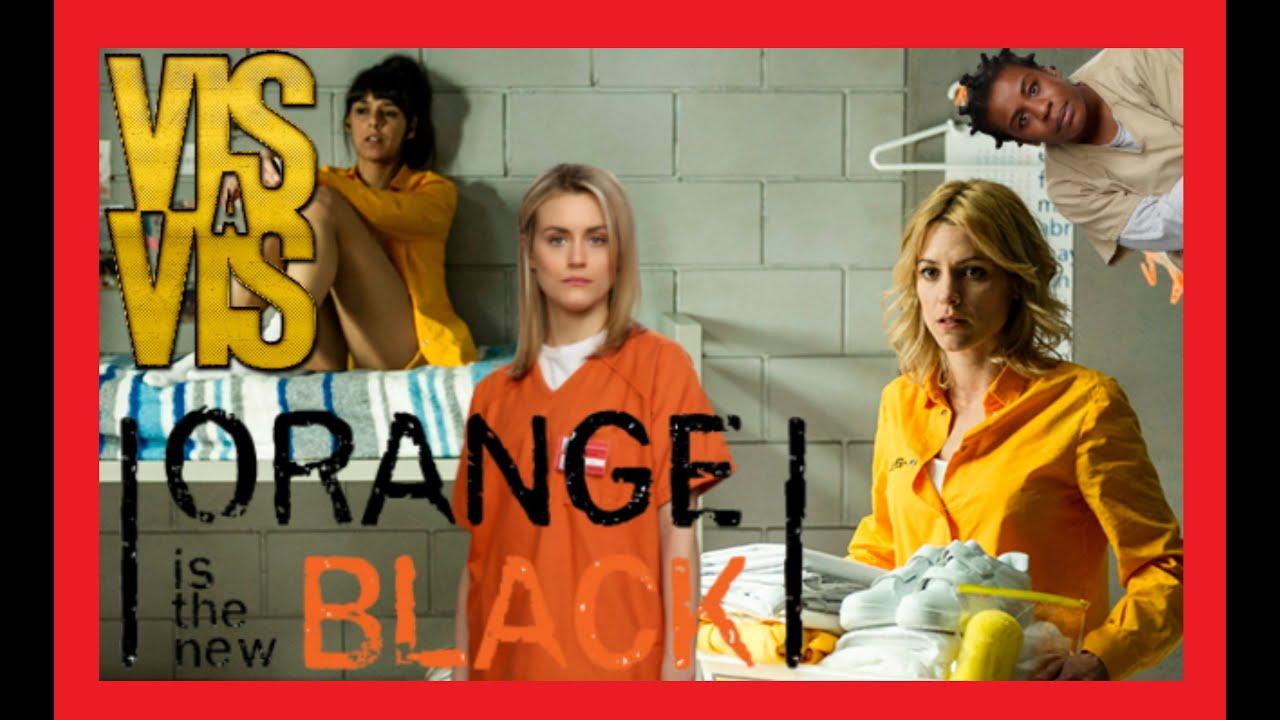 vis a vis es una copia de orange is the new black rese a basica y teaser trailer lola. Black Bedroom Furniture Sets. Home Design Ideas