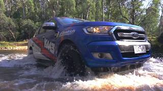 BFGoodrich KM3 Mud Terrain Test in the Victoria Highlands, Aus…