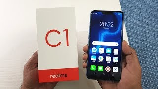 Realme C1 (2019) Retail Unit UNBOXING !!