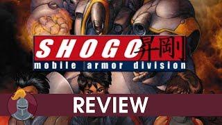 Shogo Mobile Armor Division Review