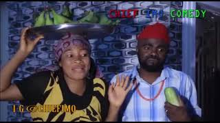 Amb. Chief imo and the Parish Priest || story of un rape plantain - Chief Imo Comedy