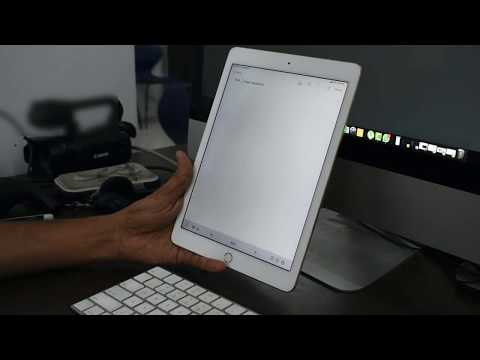 Apple wireless keyboard wont pair with ipad pro