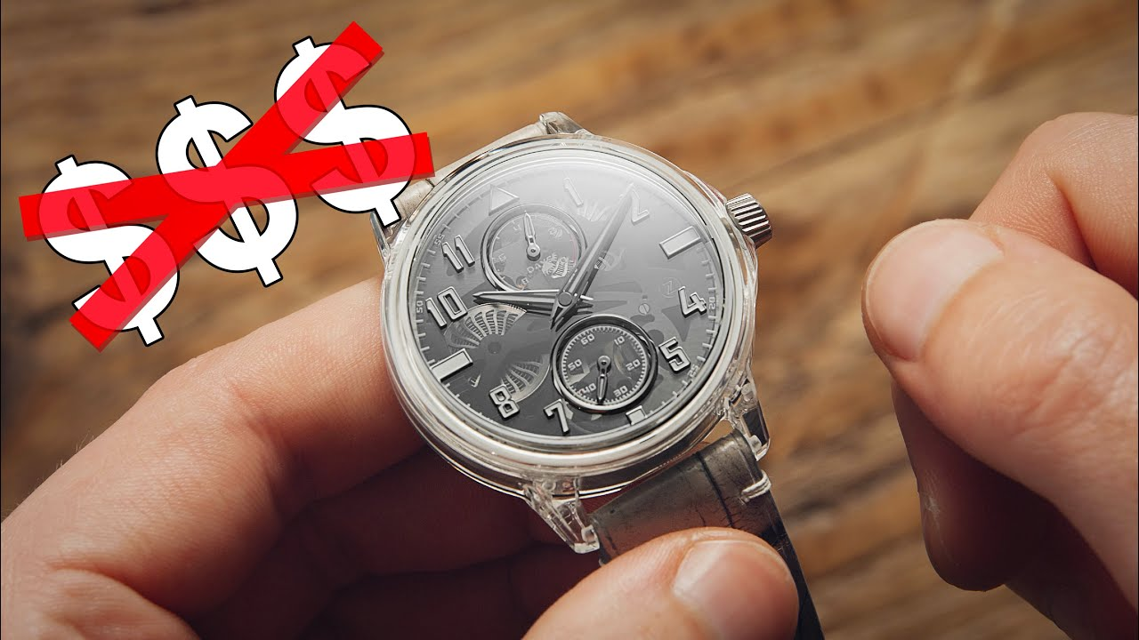 Millionaire Watches Without the Millionaire Price Tag - Zelos Mirage | Watchfinder & Co.