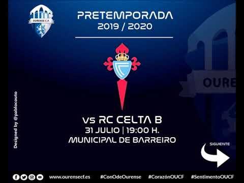 PRETEMPORADA 2019/2020 OURENSE CF