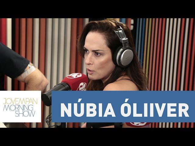 Núbia Óliiver - Morning Show - 17/03/17