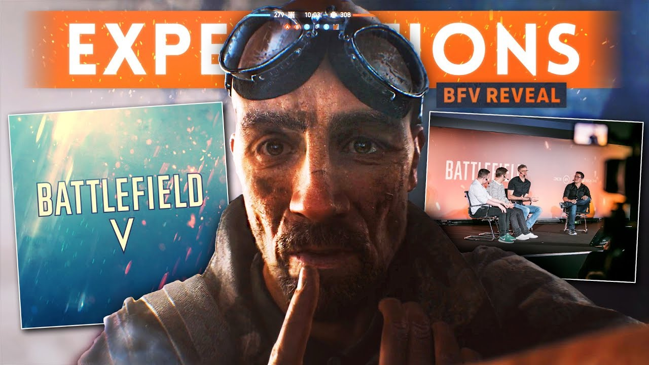 BATTLEFIELD V REVEAL: My Final 5 Wishes, Hopes & Expectations (Battlefield 5)