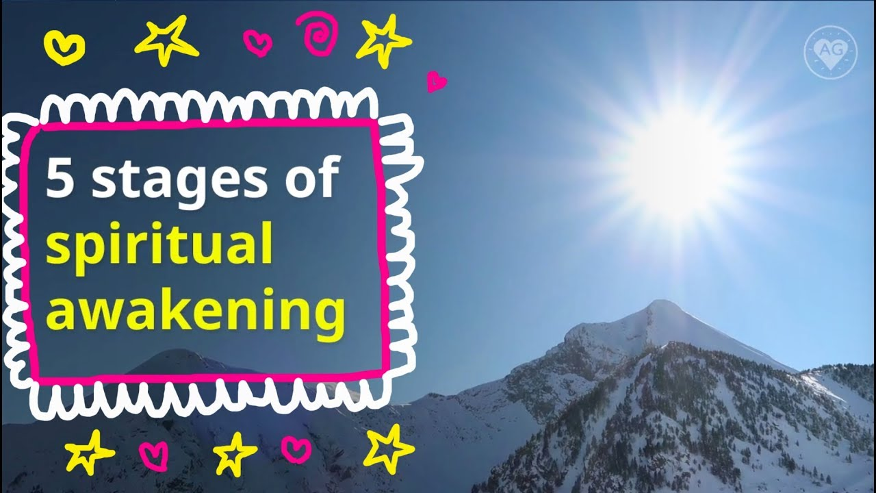 5 stages of spiritual awakening - Hello Amy Garner