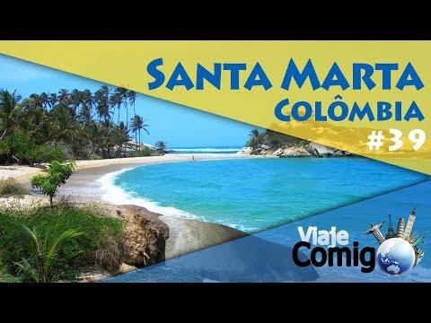 SANTA MARTA - COLÔMBIA | VIAJE COMIGO 39 | FAMÍLIA GOLDSCHMIDT