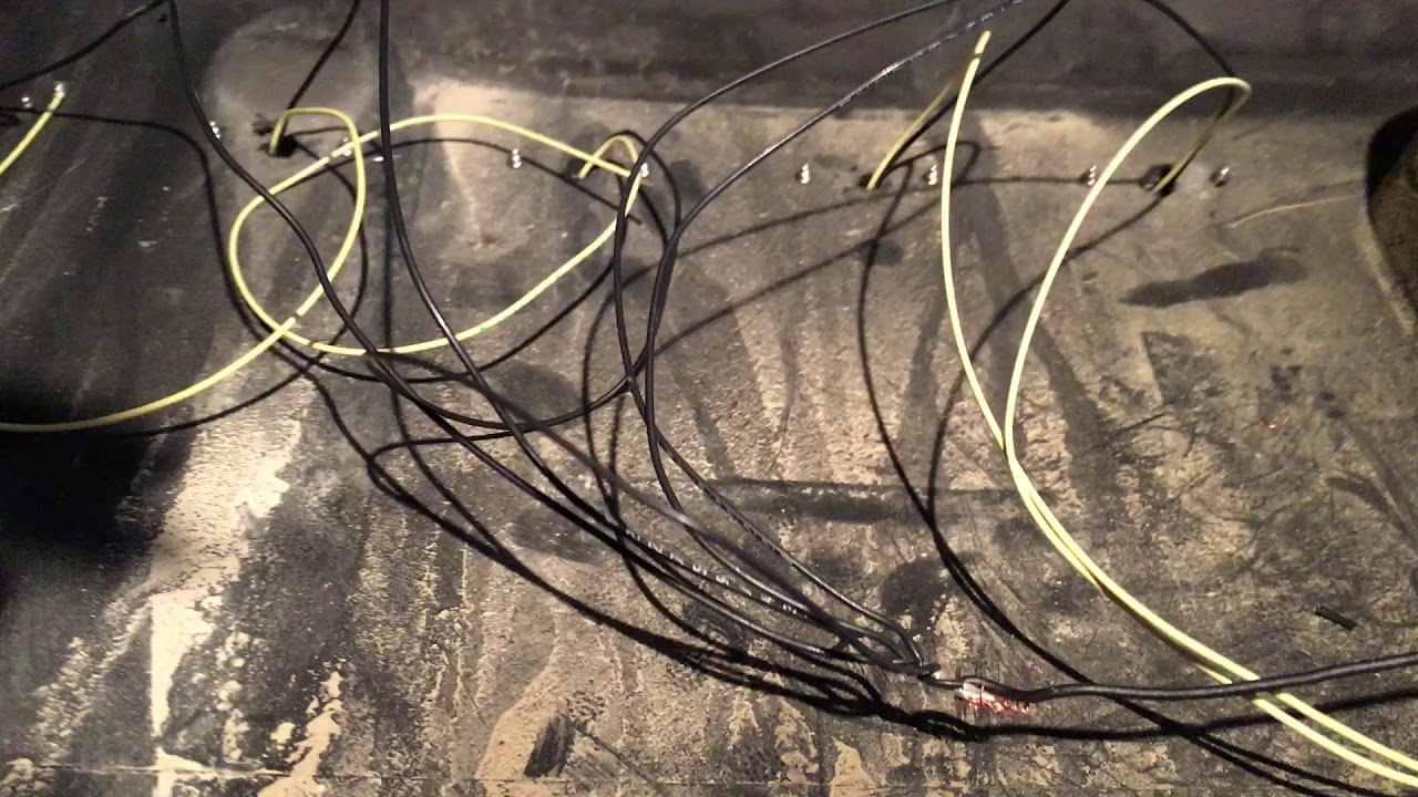 maxresdefault wiring install on chevy cobalt demonstrator vehicle youtube Chevy G30 Headlight Wiring Harness at fashall.co