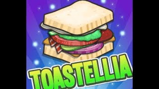 Toastelia Full Gameplay Walkthrough