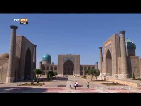 Semerkand Registan Meydanı'ndaki Medreselerin Tarihi - TRT Avaz