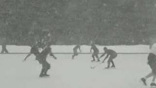 SM-final i bandy 1957 : Örebro SK - Hammarby IF