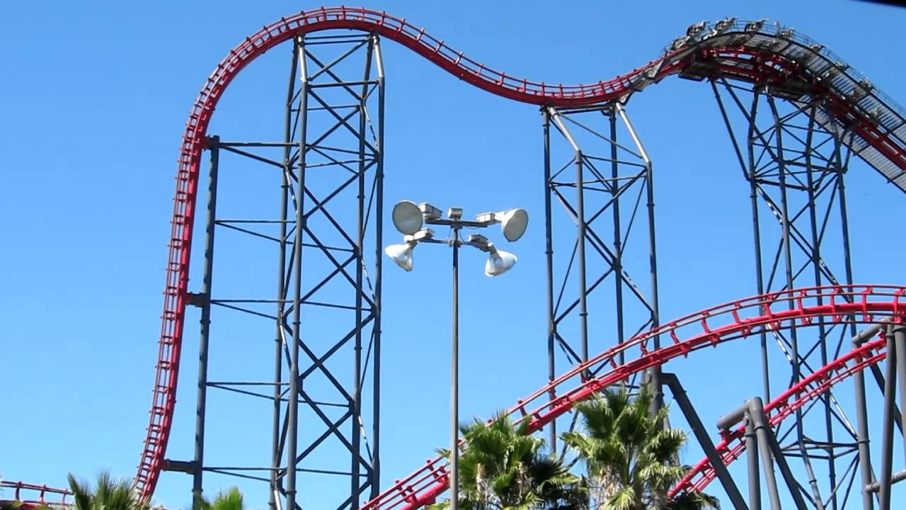 x2 roller coaster - photo #17
