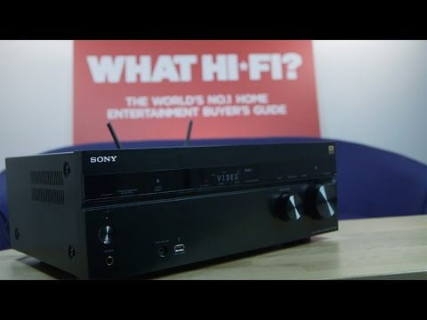 Sony STR-DN860 AV Receiver Review