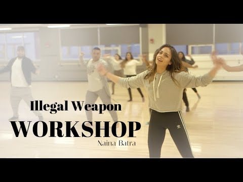 Naina Batra WORKSHOP ll Illegal Weapon