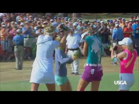 2014 U.S. Women's Open: Wie Looks Back