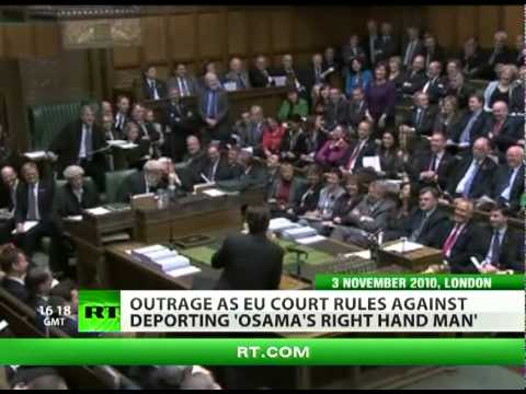 Absurd Abuse: EU blocks British justice