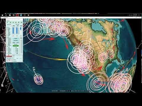 10/10/2017 -- West Coast USA / Oregon struck by M5.2 earthquake -- Hidden EQ?  Undersea Eruption?