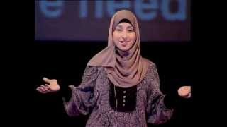 A moment of change: Esraa Haidar at TEDxBeirut