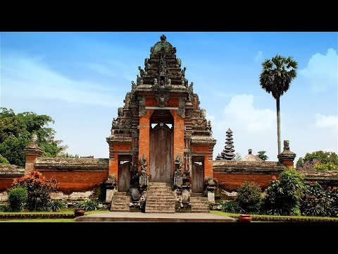 Taman Ayun Royal Family Temple Bali