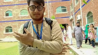 Guide to First Day in University / vlog/ Pakistan or India University guide// USKT,UOG,UCP,UMT,UET