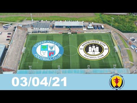 Forfar Edinburgh City Goals And Highlights