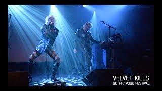 Velvet Kills - Maniac (Live) WERK2-Kulturfabrik - Gothic Pogo Festival