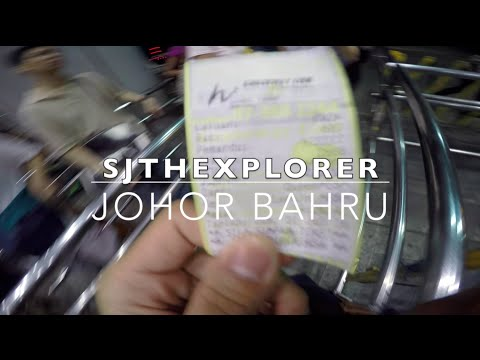 Things to do in Johor Bahru, short getaway - SJTHEEXPLORER