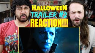 HALLOWEEN TRAILER #2 (2018) - REACTION & REVIEW!!!