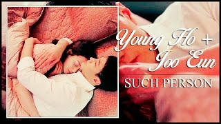 Young Ho & Joo Eun | Is there such person?