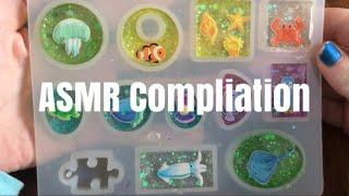 Resin Demolding ASMR Compilation