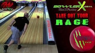 motiv primal rage bowling ball bowlerx com ball review