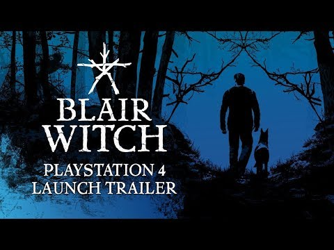 Blair Witch - PlayStation 4 Launch Trailer