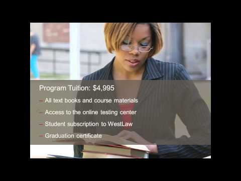 Rollins Paralegal Certificate Information Session  August 22, 2013