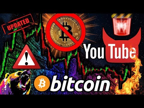 UPDATE: BITCOIN & CRYPTO YouTube PURGE CONTINUES!! Everything We Know So Far… 🚨
