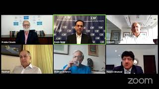 CII and TNIE discussion on Mitigating the Economic Disruption caused by COVID
