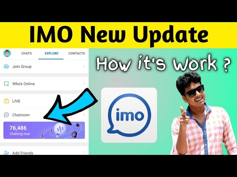 What Is Chatroom In IMO # How IMO Chatroom Work # Trending Tech Zone