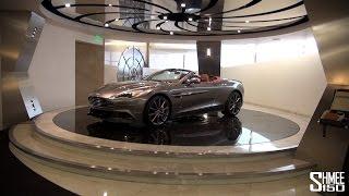 Aston Martin Vanquish Volante Q 2013 Videos