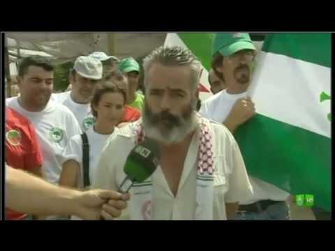 El alcalde Sánchez Gordillo afirma que seguirá haciendo de Robin Hood - La Sexta Noticias