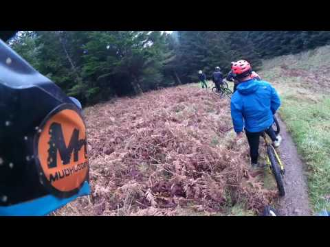 Glentress MTB Black Route Deliverance...#enduro #MTB #Glentress