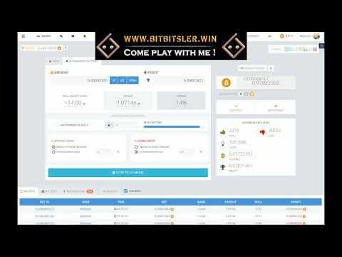 BITSLER FREE BITCOIN GAMBLING - From Bitbitsler