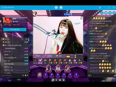 Show Cẩm Thy ( Thy Bánh Bao ) Idol Talk TV Room 68