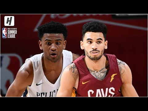 Cleveland Cavaliers vs New Orleans Pelicans - Full Game Highlights | July 10, 2019 NBA Summer League