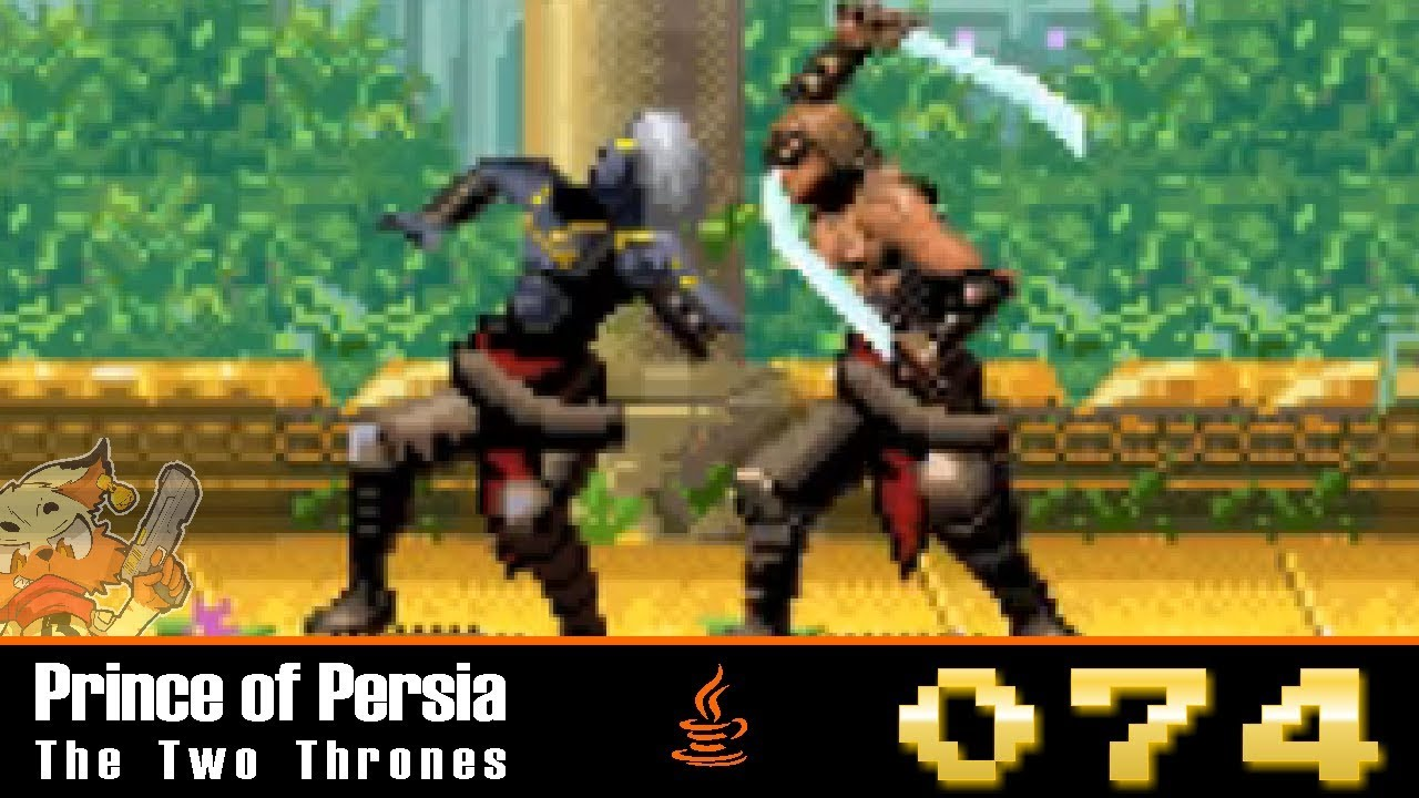 Sunday Of Longplay 074 Prince Of Persia The Two Thrones Java No Commentary Youtube